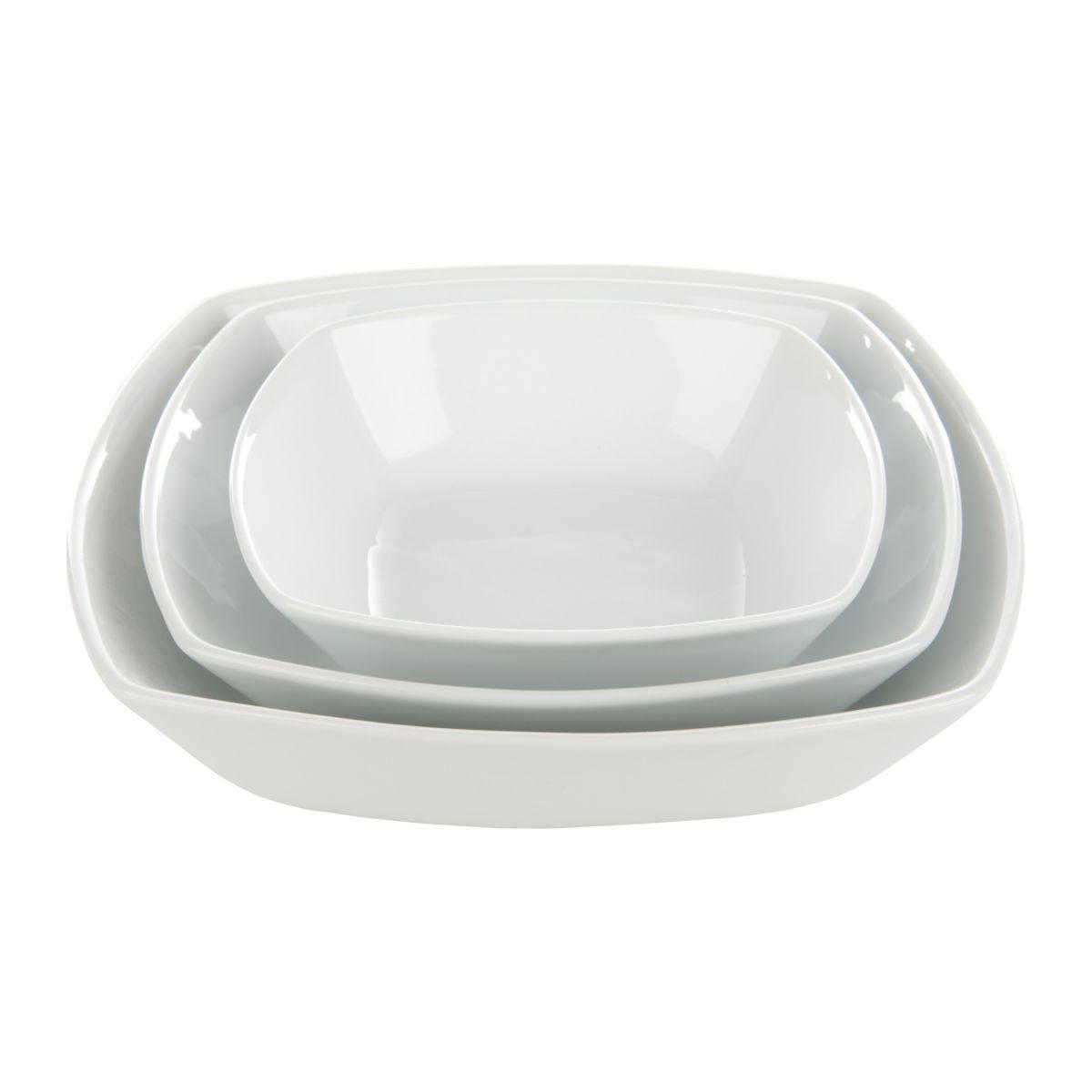 bowl salad square 23x23x6cm box6