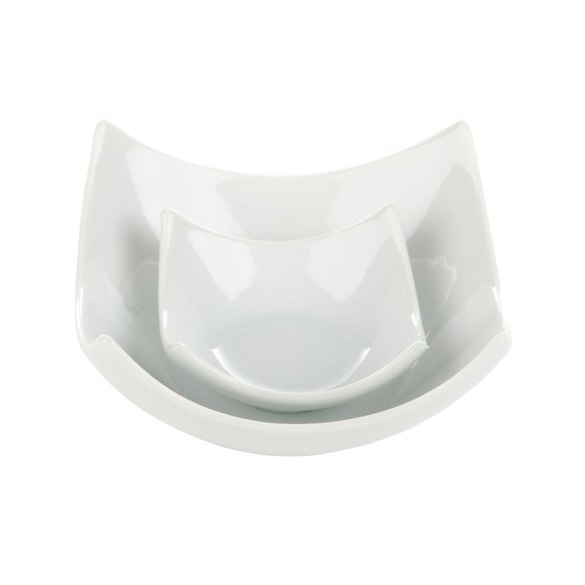 bowl square 12x12x6 cm box12