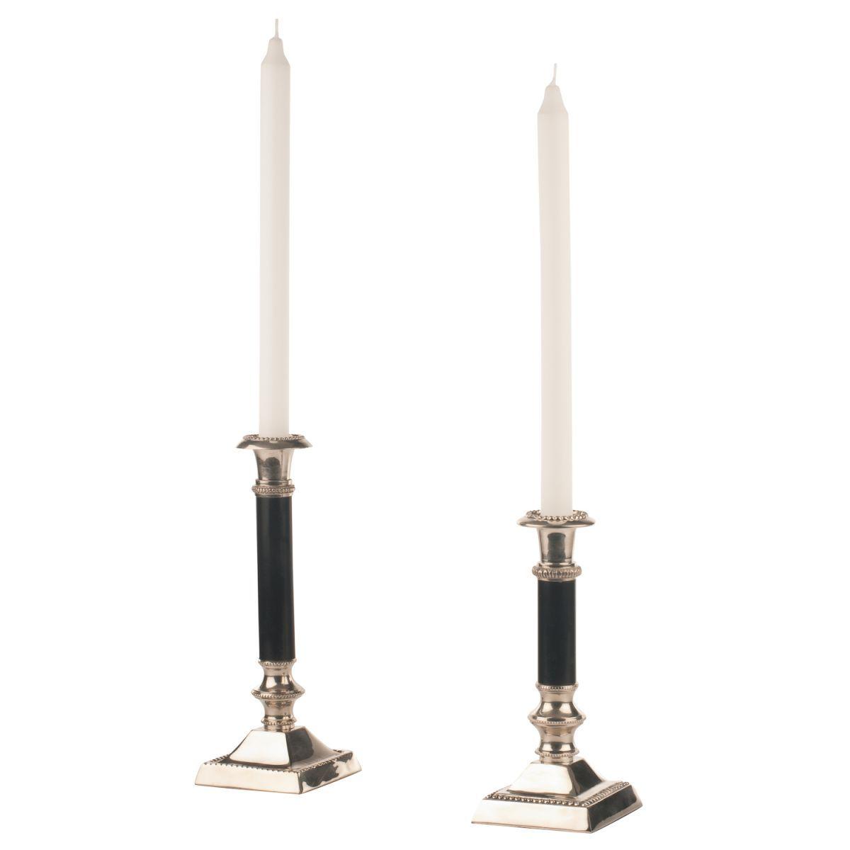 candleholder square feet 25 cm
