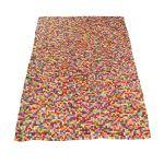 Carpet Wool 160x230cm Multi Colour