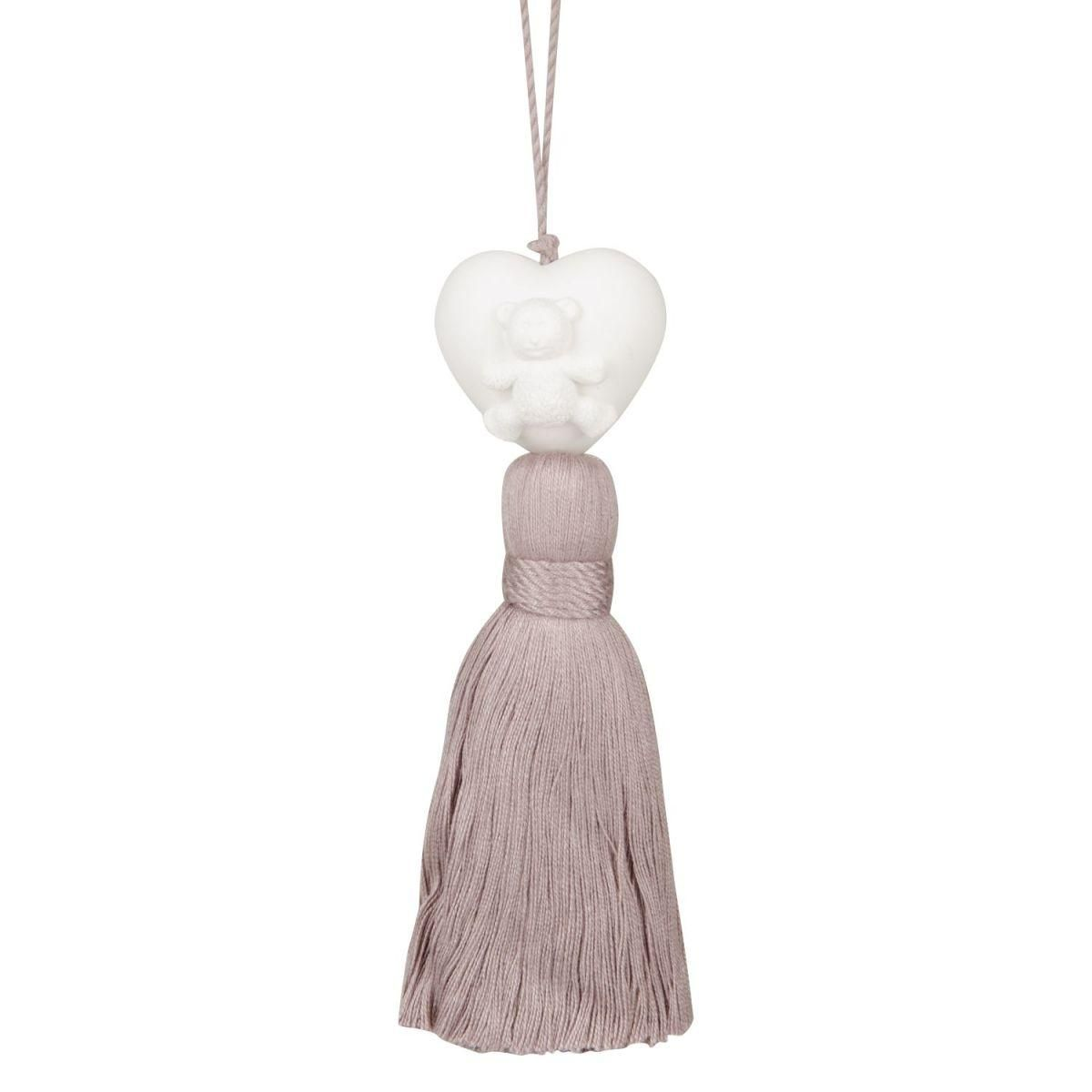 cotton candy ornament w pink tasselbox9