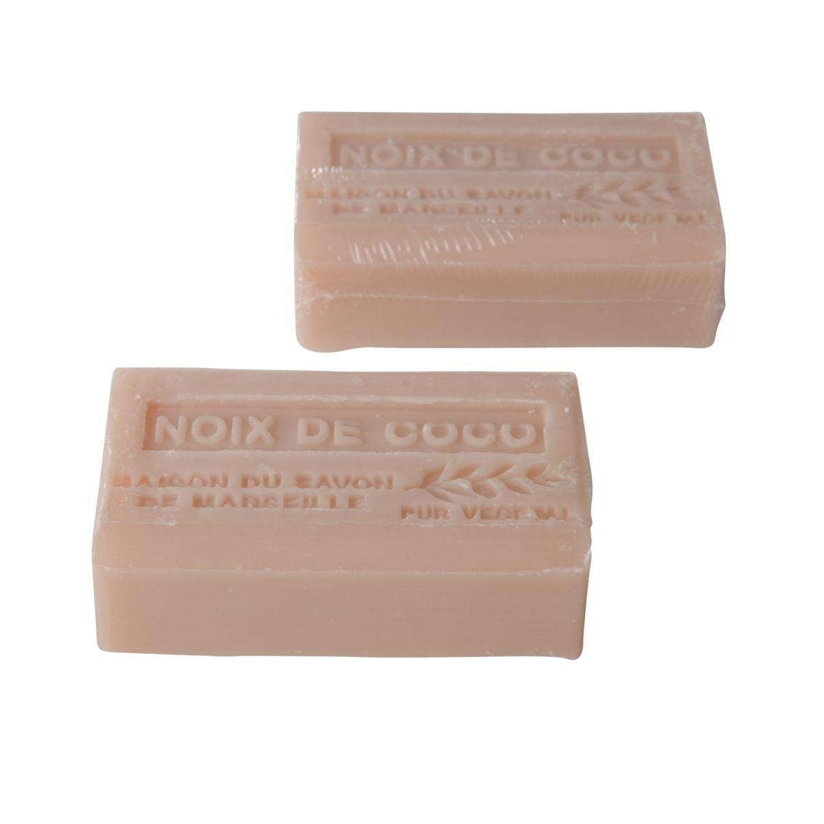 handzeep marseille 125 gr noix de coco box12
