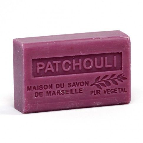 handzeep marseille 125 gr patchouli box12