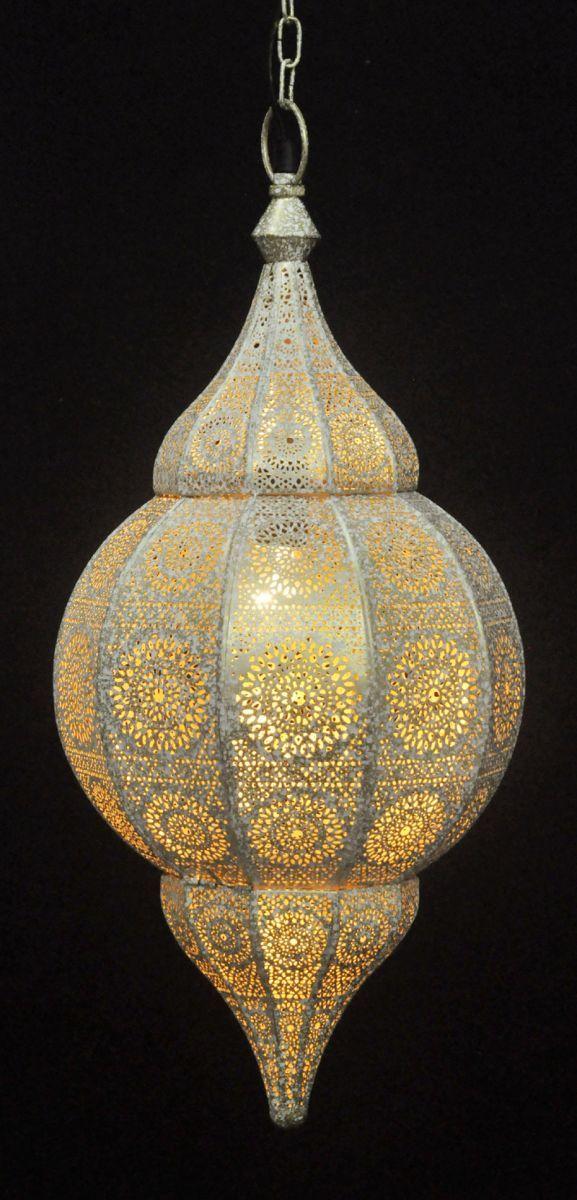 hanglamp orientaals m ecrugoud hg48 22 cm