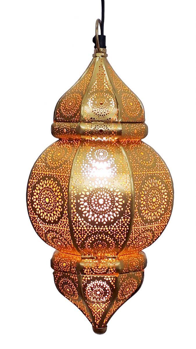 hanglamp orientaals s goudgoud hg 33 19 cm