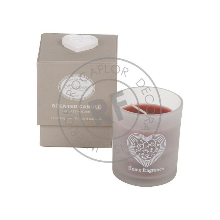 harmony single candle in gift box