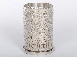 conisch waxine metaal uitgesneden hg 67 6 cm