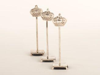 kaarthoudertjes op voet decoratie kroonbox 6