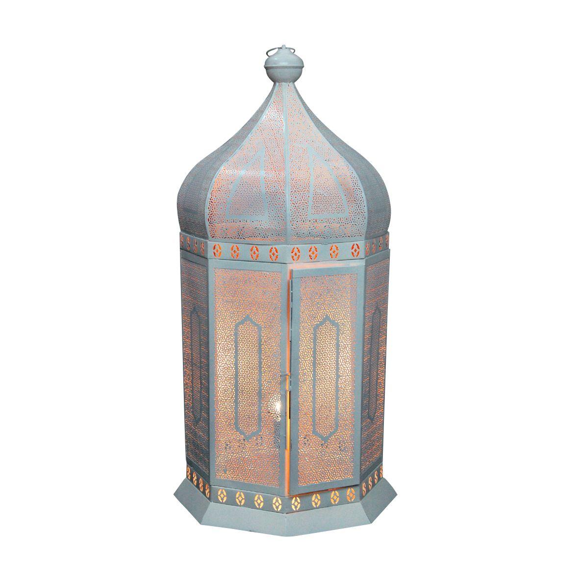 lantern floor white taj hg 81 38 cm