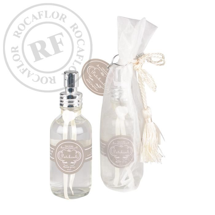 patchouli 60ml roomspray in organza