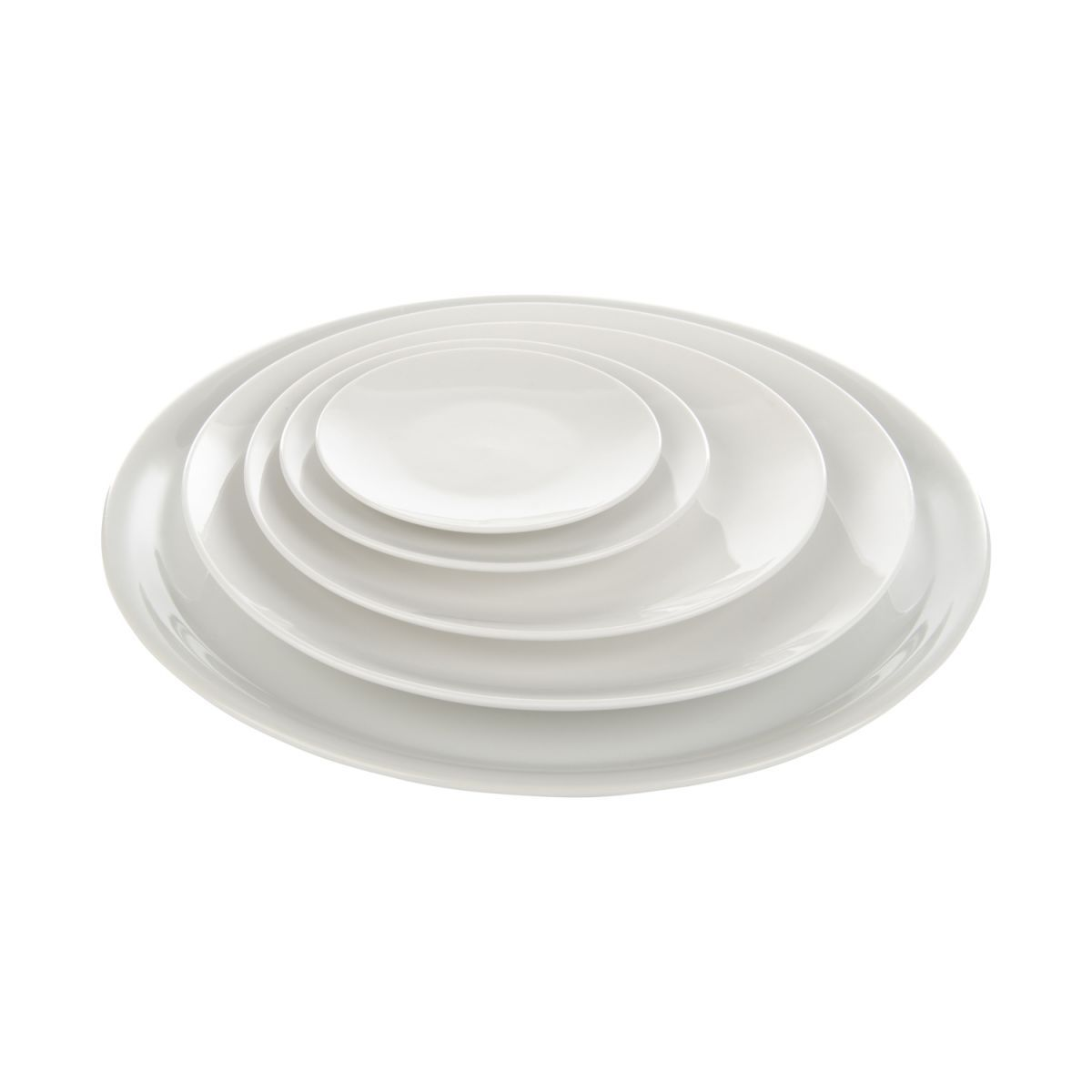 bord porselein rond wit 20cmbox 12