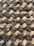 Rug wool Baker 190x290 brown