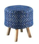 Stool Estral 40x40 blue