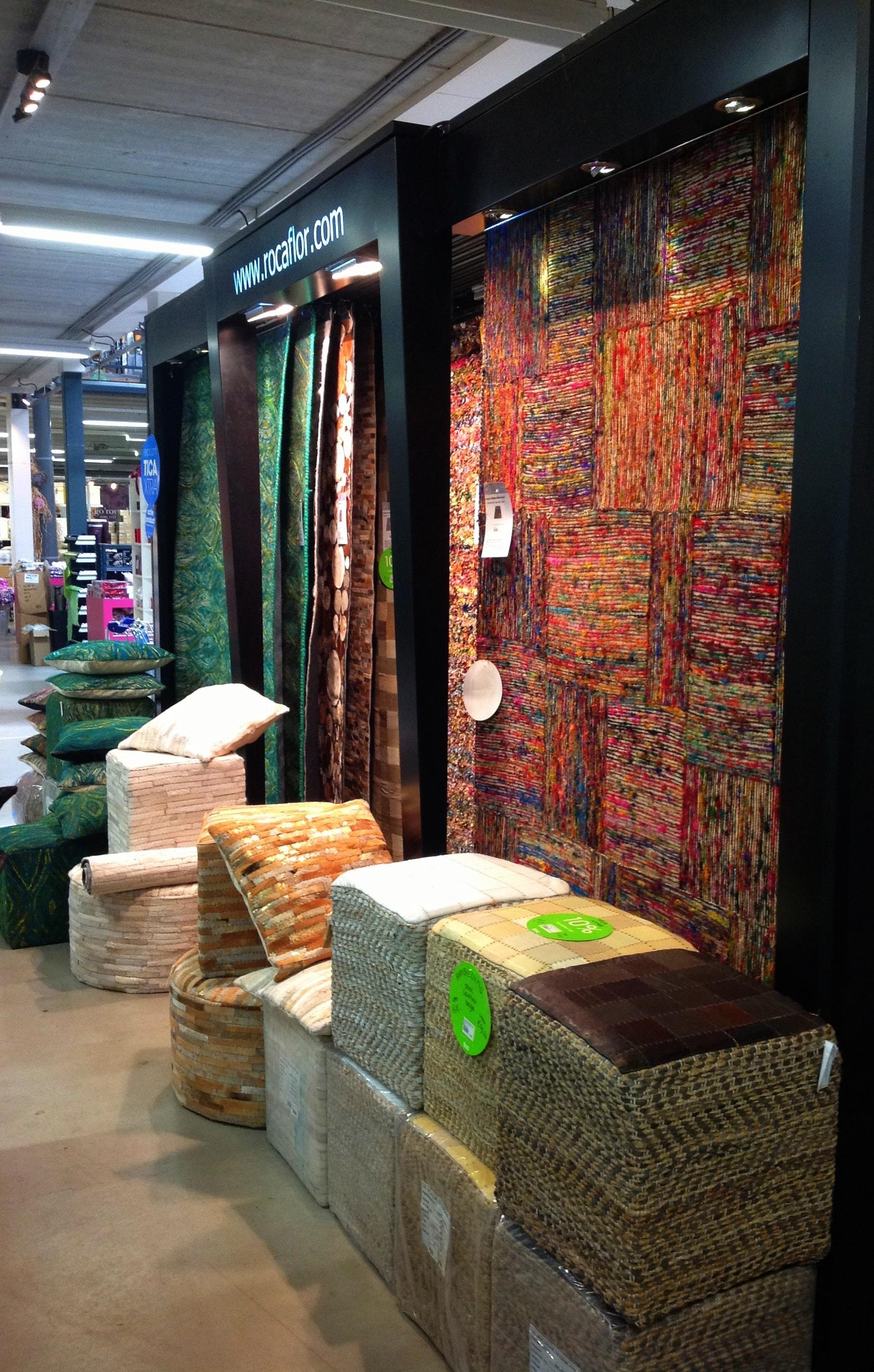 Over rocaflor rocaflor import export groothandel for Interieur decoratie groothandel